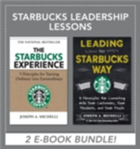 Ebook in inglese Starbucks Leadership Lessons Michelli, Joseph