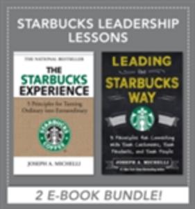 Ebook in inglese Starbucks Leadership Lessons Michelli, Joseph