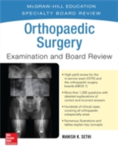 Ebook in inglese Orthopaedic Surgery Examination and Board Review Sethi, Manish K.