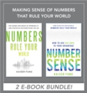 Foto Cover di Making Sense of Numbers that Rule Your World EBOOK BUNDLE, Ebook inglese di Kaiser Fung, edito da McGraw-Hill Education