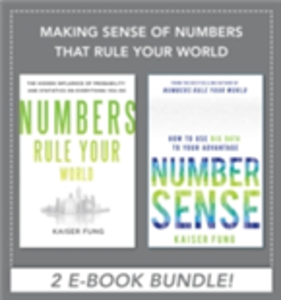 Ebook in inglese Making Sense of Numbers that Rule Your World EBOOK BUNDLE Fung, Kaiser