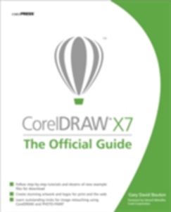 Ebook in inglese CorelDRAW X7: The Official Guide Bouton, Gary David