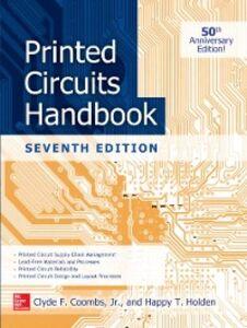 Foto Cover di Printed Circuits Handbook, Seventh Edition, Ebook inglese di Clyde Coombs,Happy Holden, edito da McGraw-Hill Education