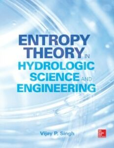 Ebook in inglese Entropy Theory in Hydrologic Science and Engineering Singh, Vijay P.