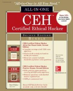 Ebook in inglese CEH Certified Ethical Hacker Bundle, Second Edition Walker, Matt