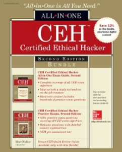 Ebook in inglese CEH Certified Ethical Hacker Bundle, Second Edition Walker, Matt