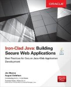 Iron-Clad Java - Jim Manico,August Detlefsen - cover