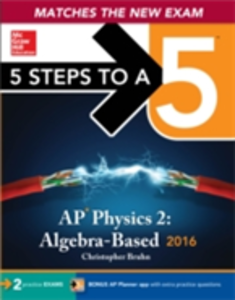 Ebook in inglese 5 Steps to a 5 AP Physics 2 2016 Stewart, Philip