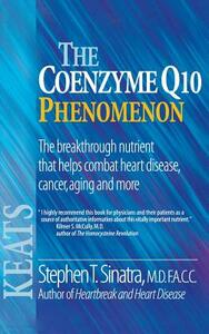 The Coenzyme Q10 Phenomenon - Sinatra - cover