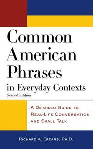Common Amer Phrases in Everyda - Spears - cover