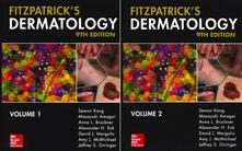 Fitzpatrick's dermatology in general medicine - copertina
