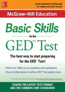 Ebook in inglese McGraw-Hill Education Basic Skills for the GED Test Education, McGraw-Hill