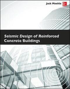 Seismic design of reinforced concrets buildings - copertina