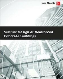 Seismic design of reinforced concrets buildings - copertina