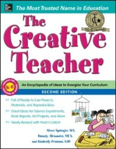 Ebook in inglese Creative Teacher, 2nd Edition Alexander, Brandy , Persiani, Kimberly , Springer, Steve