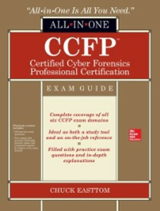 Ebook in inglese CCFP Certified Cyber Forensics Professional All-in-One Exam Guide Easttom, Chuck
