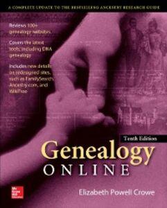 Ebook in inglese Genealogy Online, Tenth Edition Crowe, Elizabeth