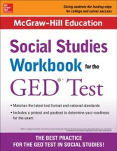 Ebook in inglese McGraw-Hill Education Social Studies Workbook for the GED Test Editors, McGraw-Hill Education