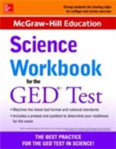 Foto Cover di McGraw-Hill Education Science Workbook for the GED Test, Ebook inglese di McGraw-Hill Education Editors, edito da McGraw-Hill Education