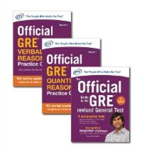 Ebook in inglese Official GRE Super Power Pack Service, Educational Testing