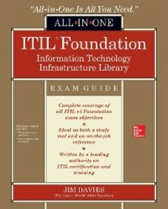 Ebook in inglese ITIL Foundation All-in-One Exam Guide Davies, Jim