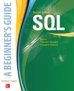 Ebook in inglese SQL: A Beginner's Guide, Fourth Edition Oppel, Andy