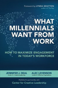 Ebook in inglese What Millennials Want from Work: How to Maximize Engagement in Today s Workforce Deal, Jennifer J. , Levenson, Alec