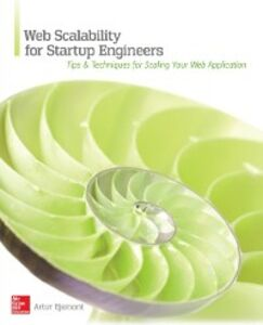 Ebook in inglese Web Scalability for Startup Engineers Ejsmont, Artur