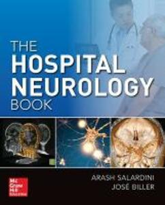 The Hospital Neurology Book - Arash Salardini,Jose Biller - cover
