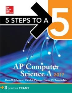 Ebook in inglese 5 Steps to a 5 AP Computer Science 2017 Edition Chamberlain, Aaron P. , Johnson, Dean R. , Paymer, Carol A.