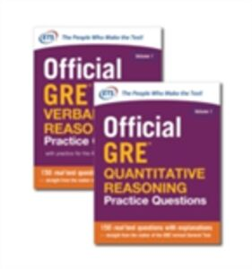 Ebook in inglese Official GRE Value Combo (ebook bundle) Service, Educational Testing