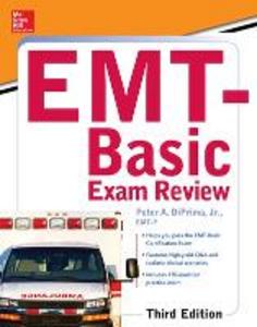 Libro EMT-basic exam review Peter A. Diprima