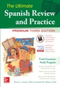 Foto Cover di Ultimate Spanish Review and Practice, 3rd Ed., Ebook inglese di Ronni Gordon,David Stillman, edito da McGraw-Hill Education