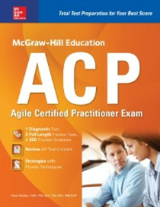 Ebook in inglese McGraw-Hill Education ACP Agile Certified Practitioner Exam Nielsen, Klaus