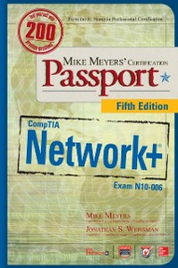 Ebook in inglese Mike Meyers CompTIA Network+ Certification Passport, Fifth Edition (Exam N10-006) Jernigan, Scott , Meyers, Mike