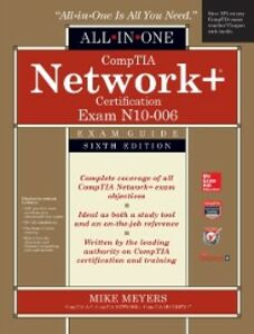 Ebook in inglese CompTIA Network+ All-In-One Exam Guide, Sixth Edition (Exam N10-006) Meyers, Mike