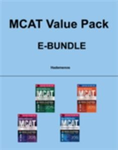 Ebook in inglese McGraw-Hill Education MCAT Value Pack Hademenos, George J.
