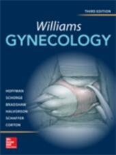 Williams Gynecology, Third Edition
