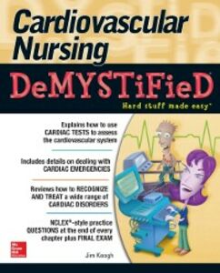 Ebook in inglese Cardiovascular Nursing Demystified Keogh, Jim
