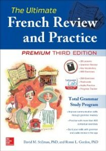 Ebook in inglese Ultimate French Review and Practice, 3E Gordon, Ronni , Stillman, David