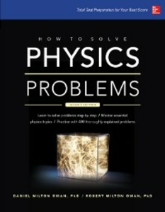 Ebook in inglese How to Solve Physics Problems Oman, Daniel , Oman, Robert