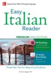 Easy Italian Reader, Premium 2nd Edition