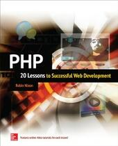 PHP: 20 Lessons to Successful Web Development