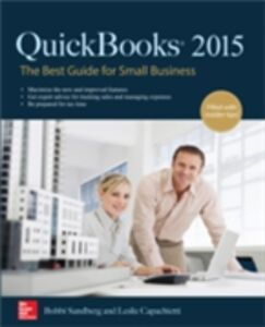 Ebook in inglese QuickBooks 2015: The Best Guide for Small Business Capachietti, Leslie , Sandberg, Bobbi
