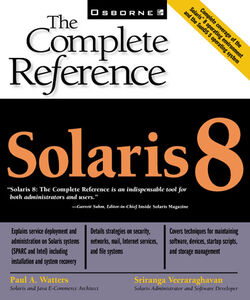Ebook in inglese Solaris 8 Veeraraghavan, Sriranga , Watters, Paul A.