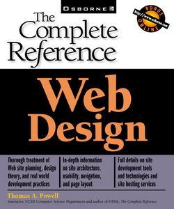 Ebook in inglese Web Design Powell, Thomas A.