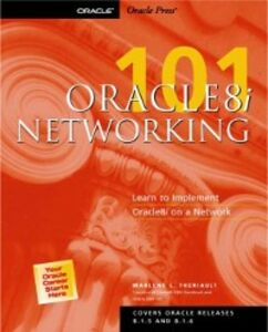 Ebook in inglese Oracle8i Networking 101 Theriault, Marlene