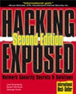 Foto Cover di Hacking Exposed, Ebook inglese di AA.VV edito da McGraw-Hill Education