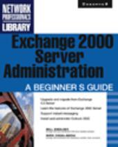 Exchange 2000 Server Administration