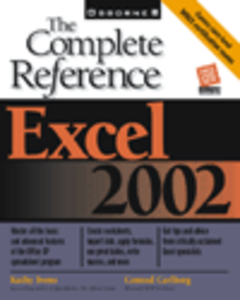 Ebook in inglese Excel 2002 Carlberg, Conrad , Ivens, Kathy